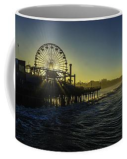 Pacific Park Ferris Wheel Coffee Mug