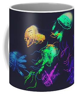 Pacific Pop-art Coffee Mug