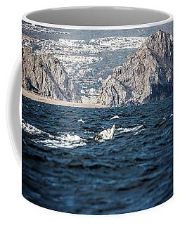 Pacific Rocks Of Cabo, Mx Coffee Mug