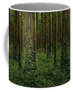 Pacific Spirit Tranquility Coffee Mug