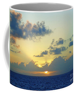 Pacific Sunrise, Japan Coffee Mug by Susan Lafleur