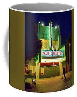 Coffee Mug featuring the photograph Pacific Theater - Culver City by Chuck Staley