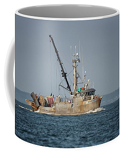 Pacific Viking Coffee Mug