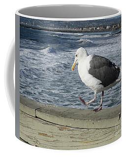 Pacing Coffee Mug