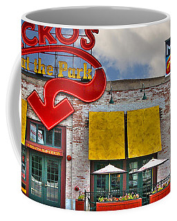 Packo's At The Park Coffee Mug