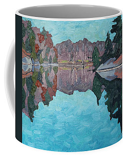 Paddling Home Coffee Mug