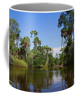 Paddling Otter Creek Coffee Mug