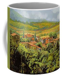 Olive Coffee Mugs
