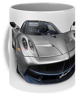 Pagani Huayra Exotic Sports Car Coffee Mug