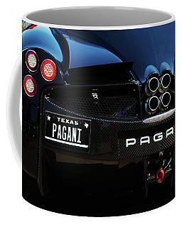 Pagani Texas Coffee Mug