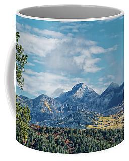 Pagosa Peak Autumn 2014 Coffee Mug