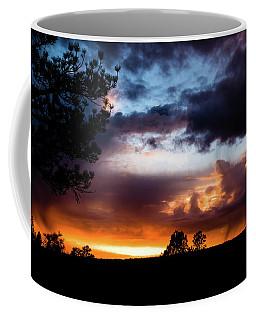 Coffee Mug featuring the photograph Pagosa Sunset 11-20-2014 by Jason Coward