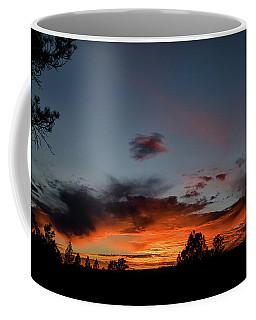 Coffee Mug featuring the photograph Pagosa Sunset 11-30-2014 by Jason Coward