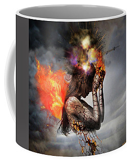 Pain Coffee Mug