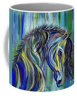 Paint Native American Horse Coffee Mug