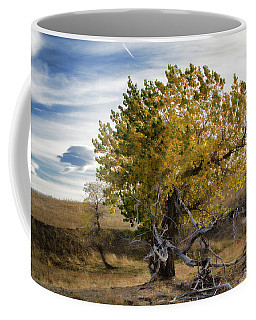 Painted By Nature Coffee Mug by Alana Thrower