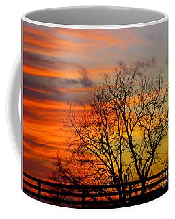 Painted By The Sun Coffee Mug