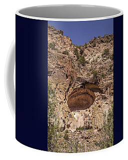 Painted Cave Ancient Art Coffee Mug