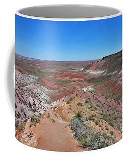 Painted Desert Coffee Mug by Debbie Green