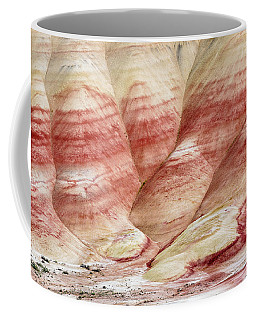 Painted Hill Bumps Coffee Mug by Greg Nyquist