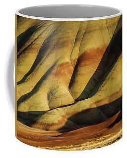 Painted In Gold Coffee Mug