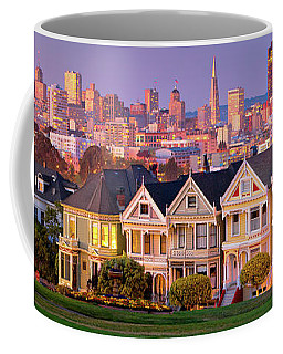 Painted Lady's  Coffee Mug