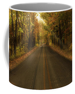 Painted Lane Coffee Mug
