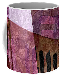 Painted Pink Coffee Mug
