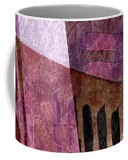 Painted Pink Coffee Mug