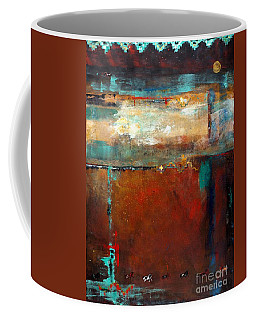 Painted Ponies Coffee Mug by Frances Marino