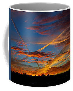 Painted Skies Coffee Mug