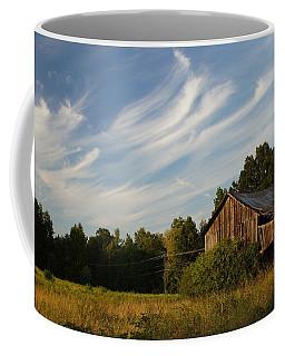 Painted Sky Barn Coffee Mug