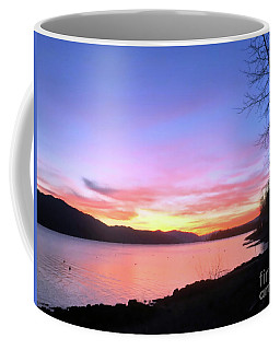 Painted Sky Coffee Mug by Victor K