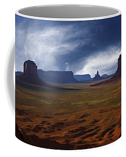 Painted Valley Coffee Mug