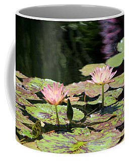 Painted Waters - Lilypond Coffee Mug