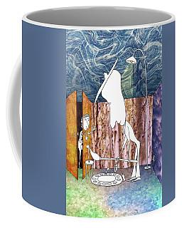 Painter Coffee Mug