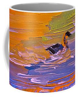 Painterly Escape Coffee Mug