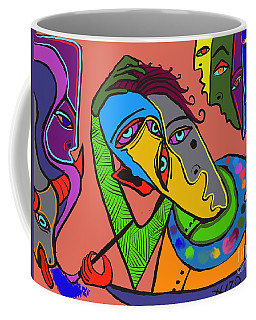 Painters Block Coffee Mug by Hans Magden