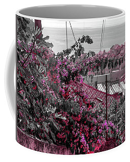 Painting The Town Red Coffee Mug