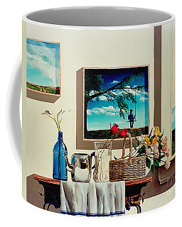 Paintings Within A Painting Coffee Mug