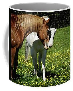 Paints And Buttercups Coffee Mug