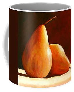 Pair Of Pears Coffee Mug