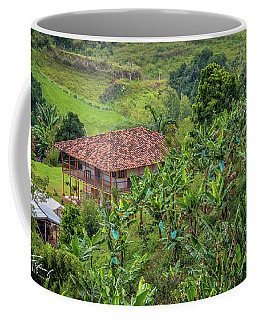 Paisaje Colombiano #5 Coffee Mug