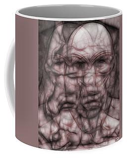 Ad Nauseam  Coffee Mug by Sir Josef - Social Critic -  Maha Art