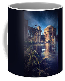 Palace Of Fine Arts Coffee Mug