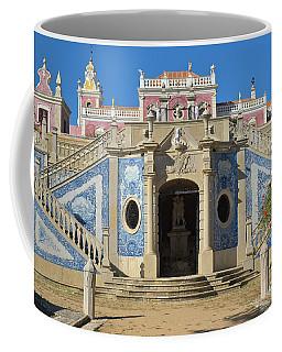 Palacio De Estoi Front View Coffee Mug by Angelo DeVal