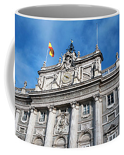 Palacio Real Coffee Mug