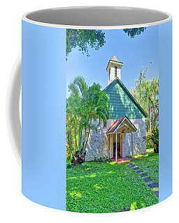 Palapala Ho'omau Congregational Church Coffee Mug