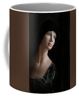 Coffee Mug featuring the photograph Pale Lucy by Nareeta Martin