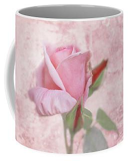 Pale Pink Rose Coffee Mug